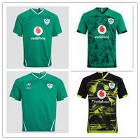 2020 2021 Irland Rugby-Trikots Shirt 2019 WM Irland Nationalmannschaft Rugby-Shirt Weste Uniform S-3XL
