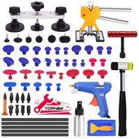 Auto Paintless Dent Repair Kits - Carro Dent Puller com Ponte Dent Puller Kit para automóvel corpo Motorcycle Frigorífico