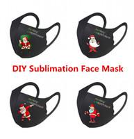 Europa Kostenloser Versand Blanks Sublimation Gesichtsmaske DIY Ohrgurte können für thermische Übertragungsdruck eingestellt werden