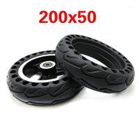 Motorradräder Reifen 200x50 Festreifen mit Legierungsnabe 8-Zoll-Radreifen für Gas-Roller Elektrofahrzeuge Mobilität Zubehör1