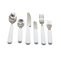 الفراغات التسامي الفولاذ المقاوم للصدأ فندق ستيك ستيك ويسترن فوركس وملاعق أدوات مائدة لنقل التركيز PPB4596