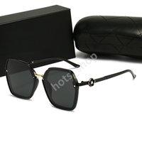 CHANEL 럭셔리 - 새로운 패션 L0399 남자를위한 톰 선글라스 여자 Erika 안경 포드 브랜드 태양 안경 W20