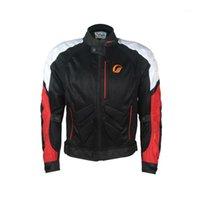 Abbigliamento da moto Uomo Giacche da corsa Giacche da corsa + Pantaloni da moto Set Motocross Off-Road Story Bike Riflettent Abbigliamento Set1