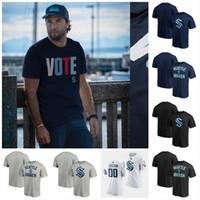 시애틀 크라켄 2021 투표 팀 T 셔츠 저지 32 회 새로운 팀 인쇄 하이트 품질