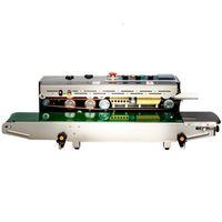 Vakum Gıda Sızdırmazlık Makinesi Mürekkep Rulo Tekerlek Bant Mühürleyen Kodlama Makinası1