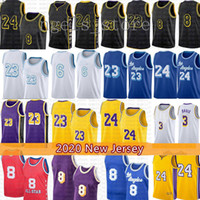 Carmelo 8 23 00 Anthony 2021 Basketbol Forması 3 Davis NCAA Erkekler Gençlik Çocuklar Los Formalar Angeles