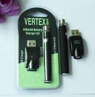 510 threat pré-aquecer a bateria da bateria da bateria da bateria da bateria da bateria da bateria da bateria de 350mAh com o carregador USB do ego sem fio para os cartuchos de Vape