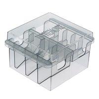 Organisateur de lame en plastique pour 8 lames STOCKAGE CAS DE RACK TILLPER Porte-peigne W11913