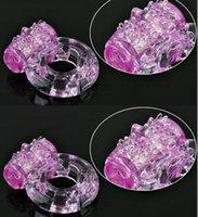 2020 Schmetterlingsschwanz Penis Vibrator Ring Sex Spielzeug Für Männer Sex Produkt Verzögerung Frühzeitiger Ejakulation Penis Vibrator für Sex