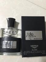 Novo Credo Aventus Men Perfume com 4fl.oz 120ml de boa qualidade Alta fragrância Capactity Parfum para homens frete grátis