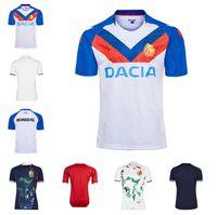 2021 New British and Irish Navy Green White Lion Lion Shirt Rugby International League Shirt National Team Leons Camicia
