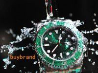 Relojes para hombre Reloj de lujo de alta calidad V8 904L 116610LN ETA 2836 MERCA MECÁNICO AUTOMÁTICO RELOJ DE CERÁMICA NEGRA CERRAMIENTE LUMINOUSH DIVER