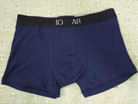 A4 رجل عارضة السروال الأزياء إلكتروني نمط الطباعة ملابس داخلية متعدد الألوان الرياضة المنزل الملاكم داخلية فضفاضة وتنفس