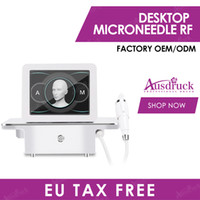 EU TAX FREE fraktionierte rf microneedle Micro Nadel Hautstraffung Anti-Falten-Radio Frequency Thermage Maschine 64pins 25pins 10pins