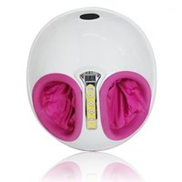 Healthforever Marke Elektrische Maschinenreflexzonenfrequenz Airbag Drücken von Shiatsu Kneten Rollertherapie Fuß Massager1