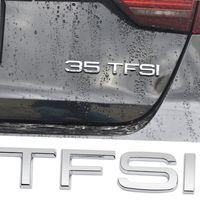 Для Audi TFSI A3 A6 A6L A8L Наклейка багажника Стикера металлического логотипа для слова A5 A8 C7 B7 B8 SQ5 S5 RS4 Q3 RS7 RS8 S8 Styling