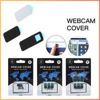 Webcam Cover Shutter Image Slider Plastic para iPhone Laptop Cámara Web PC Tablet Smartphone Universal Privacidad Pegatina
