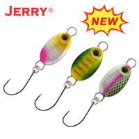 Jerry Hugo Aera Jigging Jigs Bait Lead Fishing Lure Set Long Casting Inverno Inverno Deep Berchie Artificiali 2G3G5G Trota Pike Bass 201104