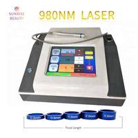 2020 Новый портативный 980nm лазерный диод паук Vein машина удаления Pore Пигмент для удаления кожи ужесточения красоты Оборудование