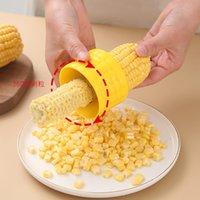 Huishoudelijke maïs dorsen machine gadgets pure kleur maïs separator keuken praktische accessoires multicolor hot koop 2 4AX J2