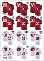 2021 NCAA Playoff Alabama Crimson Tide Najee Harris Jersey Mac Jones Tua Tagovailoa Jalen Hums Jaylen Waddle Devonta Smith Henry Football