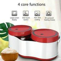 JRM0166 Double Gallblachder fogão duplo corpo inteligente arroz fogão multifuncional 4 litros cozinha mini pequeno pot1