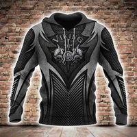 Plstar Cosmos Warrior Tatouage Newfashion TrackSuit Casual 3DPrint Pulloover Unisexe Sweats à capuche / Sweatshirts / Veste / Men / Femmes A-51