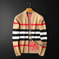 2021 Nova suéter homens camisola de cardigã casaco masculino moda outono tamanho grande tendência bonito bonito