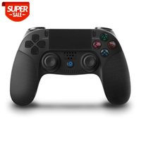 Wireless Bluetooth Game Controller Gamepad Remote Gaming Joystick Joypad for Playstation 4 3 PS4/PS3/PC with 600mAh Battery #WT13