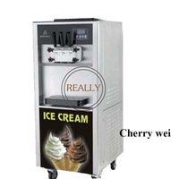 Dondurma makinesi tarafından Deniz 3 Lezzet Yumuşak Mini Yedek Parçalar Satılık BQL 818
