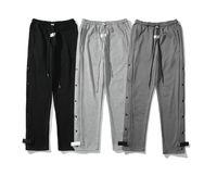 2020 Sonbahar Kış ABD Graffiti İşbirliği Pantolon Rahat Sweatpants Erkek Kadın Jogger Pantolon