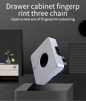 Drawer Intelligent Electronic Lock Cabinet Smart Lock Door USB Security Storage Furniture Fingerprint Padlock Digital Door Lock