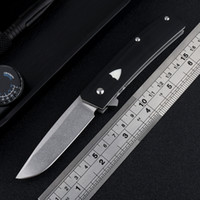 Couteau pliant BM 601 outil de survie lame G10 20cv de marque de poignée bille de roulement EDC cuisine de camping fruit couteau extérieur