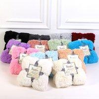 Double Faced Velvet Crianças Cobertor Outono e Inverno Espessamento Crianças Pv Presente de Plush Coberturas de Lã Nova Chegada 17yx J2