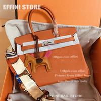 حقائب اليد حمل أكياس المصممين الفضاليون 2021 effini جودة عالية المرأة حقيقية حقيقية حقيقية حقيبة يد جلدية المحافظ الإناث الأزياء حقيبة الكتف crossbody مع قفل