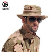 Multicam لالنيبالية Boonie القبعات التكتيكي قناص التمويه شجرة دلو ملحقاتها كاب رجال الجيش الأمريكي