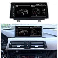 10.25 pollici Android 9.0 Car GPS GPS Lettore DVD Lettore DVD per 3/4 serie F30 F31 F32 F33 F34 F36 (2013-2020) NBT WiFi 2 + 32G1