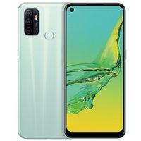 Original Oppo A32 4G Mobiltelefon 4 GB RAM 64GB 128 GB ROM Snapdragon 460 Android 6,5 Zoll Vollschirm 13MP 5000mAh Fingerprint-ID-Handy