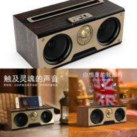 Wiz Neueste Beste HiFi-Boomsbox Bluetooth-Lautsprecher-Musik-Sound-Lautsprecher-Ladung Subwoofer-Engels-Hantel-Freisprecheinrichtung