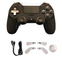게임 컨트롤러 GamePad 듀얼 진동 엘리트 컨트롤러 용 Joysticks 무선 조이스틱 PS3 / PC 비디오 게임 콘솔