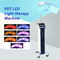 Professionnel Bio Light Thérapie Photon LED Skin Rajeunissement Acne Traitement PDT Soins du visage Machine de beauté Salon de beauté