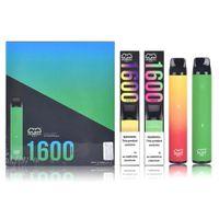 퍼프 XXL 일회용 Vape 포드 장치 10 팩 가격 퍼프 바 XXL 1600 조회수 4ml 포드 카트리지 800mAh 배터리 호주 영국 대량 상점