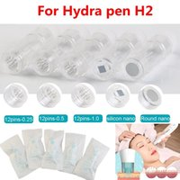 Hydra إبرة 3 ملليلتر خرطوشة إبرة حاوية للهيدرافين H2 microneedling mesotherapy ديرما الأسطوانة ديمر القلم hydrapen