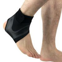 Support de la cheville 1 PC Sports Elastic High Protect Equipment Equipment Safety Backball Brace Support1