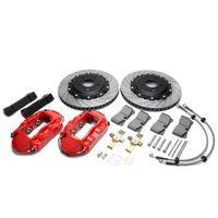 freno de la pieza de automóvil GT4 pinza de segunda mano sistema de frenos de disco de 330 * 28 mm de freno para el Benz SLK200