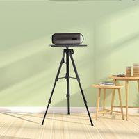العالمي كاميرا المهنية الوقوف ترايبود بروجكتور محمول الطابق حامل ل12-15 بوصة