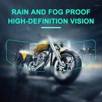 23,5 * 7 cm Universal Anti-Nebel Rain Proof Patch-Objektiv Klare Visier-Aufkleber Helmfilm für Motorradhelme Motocross-Zubehör1