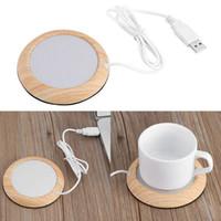 Areyourshop USB кухня тепло отопитель молочный чай кофе кружка теплый офисный чашка коврик коврик поднос для дома зима
