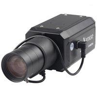 ミニカメラVANXSE CCTV 6-60mmオートアイリスバリフォーカルズームレンズ1/3ソニーエフェゴCCD 1000TVL / 960Hセキュリティボックスカメラ1
