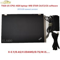 Ferramentas de diagnóstico para Lenovo T420 Laptop PC 4G Computador com MB Estrela C4 C5 C6 2021.09 HDD SSD Car Ferramentas de diagnósticos1